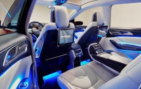 L'auto del futuro tra  guida autonoma, infotainment e  lavoro