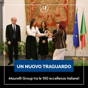 MAURELLI GROUP ECCELLENZA ITALIANA