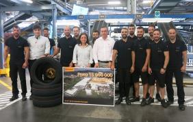 Prodotto il 15 milionesimo pneumatico con tecnologia ContiSeal