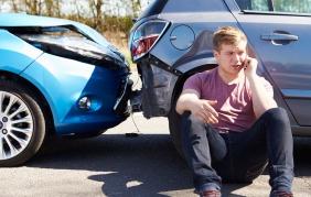 1 incidente su 5 sulle strade italiane è un tamponamento