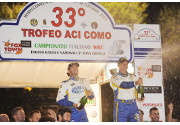 Prima edizione dell'Imola Rally Circuit