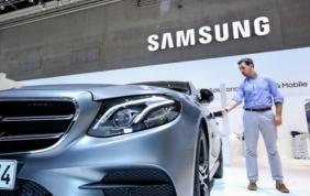 Samsung: un posto in prima fila nell'elettronica di consumo