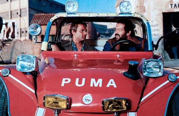 Cinema e Auto: La Dune Buggy
