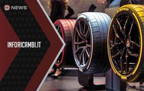 Pirelli: Pneumatici colorati e connessi