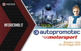 Autopromotec celebra le eccellenze del Motorsport