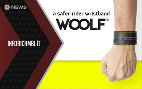 Woolf: il bracciale che segnala l'autovelox