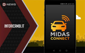 Midas Connect: Il check-up dell'auto lo si fa con lo smartphone