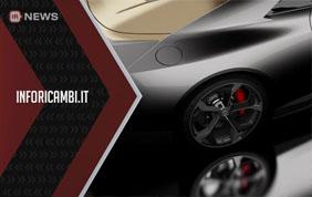 Una pinza freno rossa per la Nissan GT-R50