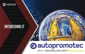 Previsioni da record per Autopromotec 2017