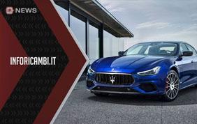 Maserati Ghibli vince il premio Sport Auto 2018