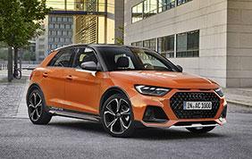Arriva in Italia la nuova Audi A1 citycarver
