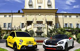 Le Abarth 124 Spider GT e 595 conquistano i lettori di Auto Bild