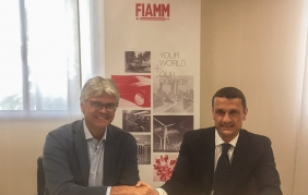Asse FIAMM Energy Technology-Neoparts