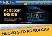 Nuovo sito per Ac Rolcar
