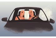 Il nuovo airbag centrale ZF TRW contribuirà a soddisfare i futuri requisiti di prova relativi agli urti laterali