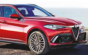 Alfa Romeo Castello: il maxi SUV del Biscione