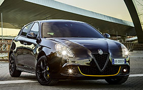Alfa Romeo Giulietta Model Year 2019