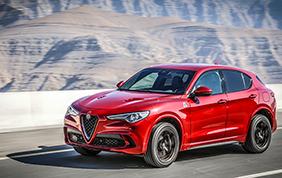 Alfa Romeo Stelvio Quadrifoglio: pronto il lancio internazionale