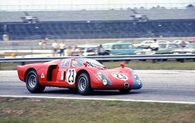 Alfa Romeo Tipo 33/2 Daytona: la leggenda!