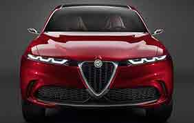 Alfa Romeo Tonale - Car of the Year Awards 2021