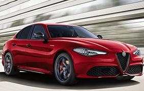 Alfa Romeo Giulia Veloce TI: che grinta e trazione!