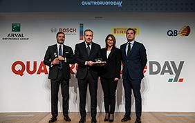 Alfa Romeo Stelvio eletta Novità dell'Anno 2018