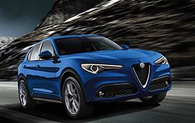 Nuova Alfa Romeo Stelvio Sport Edition
