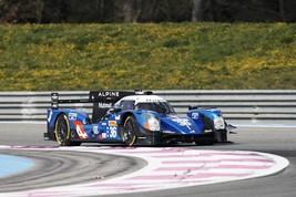 Alpine dà spettacolo sul circuito Paul Ricard