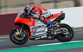 MotoGP 2018: Andrea Dovizioso vince sul circuito di Losail
