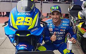 Andrea Iannone correrà con Aprilia in MotoGP a partire dal 2019