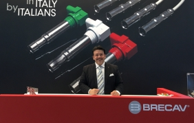 Brecav pronta per Automechanika 2018