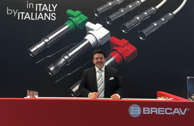 Brecav pronta per Automechanika 2018