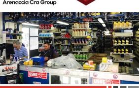 L'aftermarket campano saluta l'Arenaccia CRA Group
