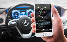 ASK Mercedes: un evoluto ed intelligente assistente virtuale