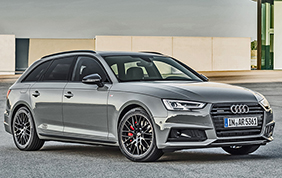 Audi S Line Black per A4 berlina e Avant