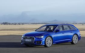 La nuova Audi A6 Avant pronta per essere commercializzata in Italia