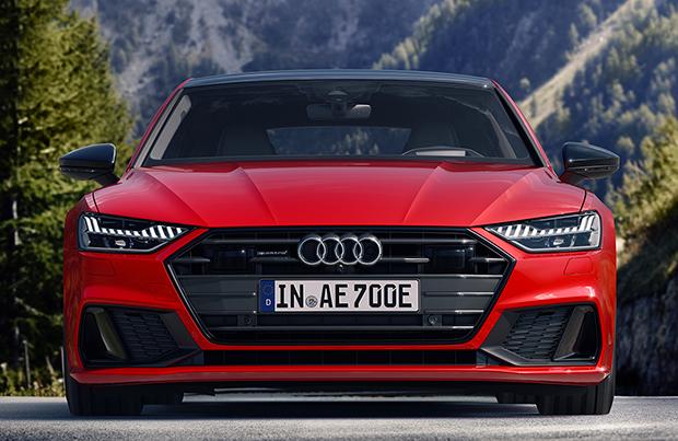 Audi A7 Sportback  55 TFSI potenza e zero emissioni