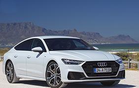Nuova Audi A7 Sportback: al via le prevendite in Italia