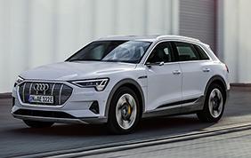 Nuovo livello di potenza per Audi e-tron
