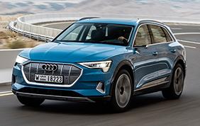 Audi e-Tron: al via la prevendita sul mercato italiano