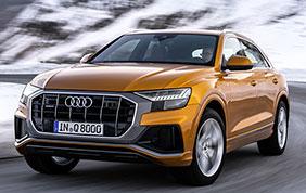 In casa Audi novità per Q2, Q5 e Q8