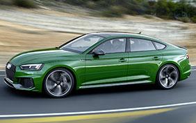 Nuova Audi RS 5 Sportback