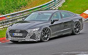 Quota 700 cavalli per la futura Audi RS 7 Sportback