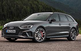 Nuova Audi S4 TDI