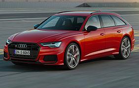 Nuove Audi S6 ed S7 Sportback