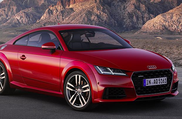 Arriva in Italia la nuova Audi TT