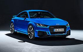 Partono in Italia gli ordini per la nuova Audi TT RS