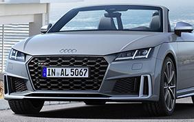 Audi TTS Roadster Model Year 2019