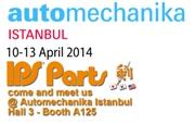 IPS Parts ad Automechanika Istanbul