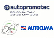 Autoclima ad Autopromotec 2013 - Bologna - Italia